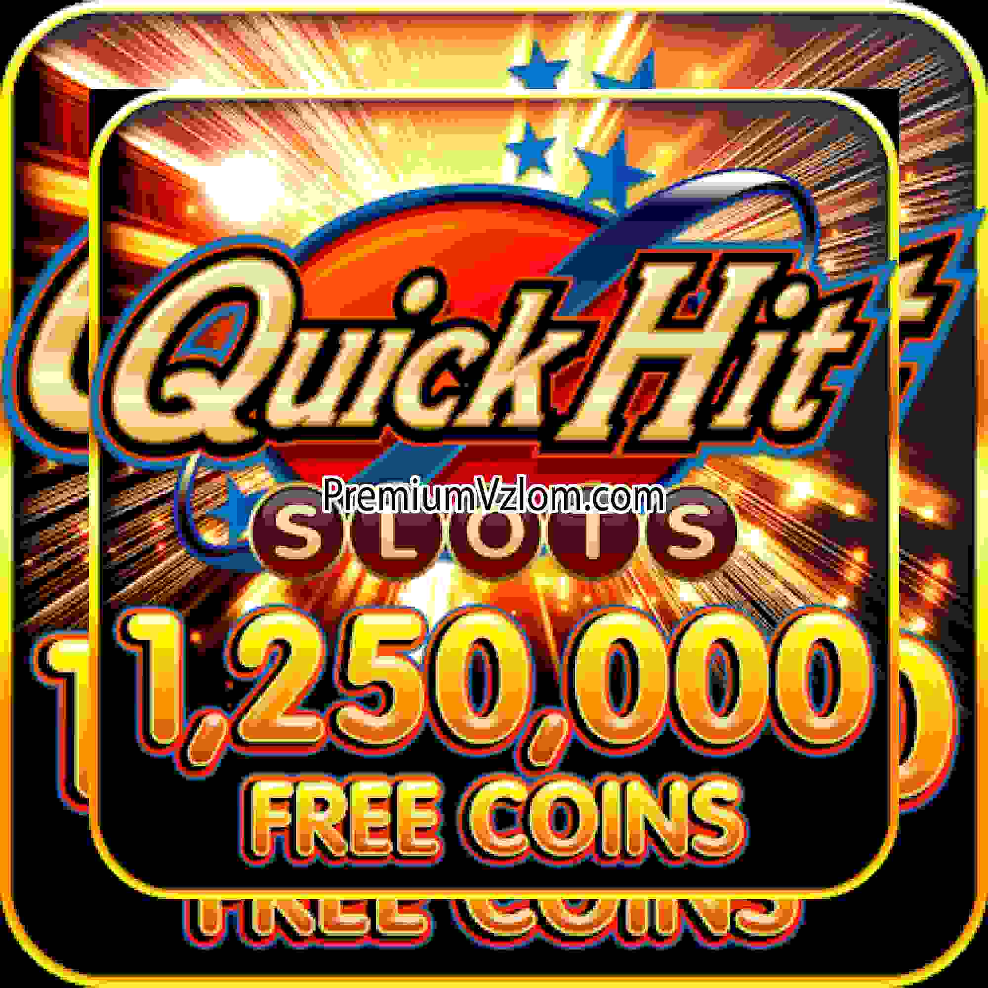 Взломать Quick Hit Casino Slots и Читы на Монеты