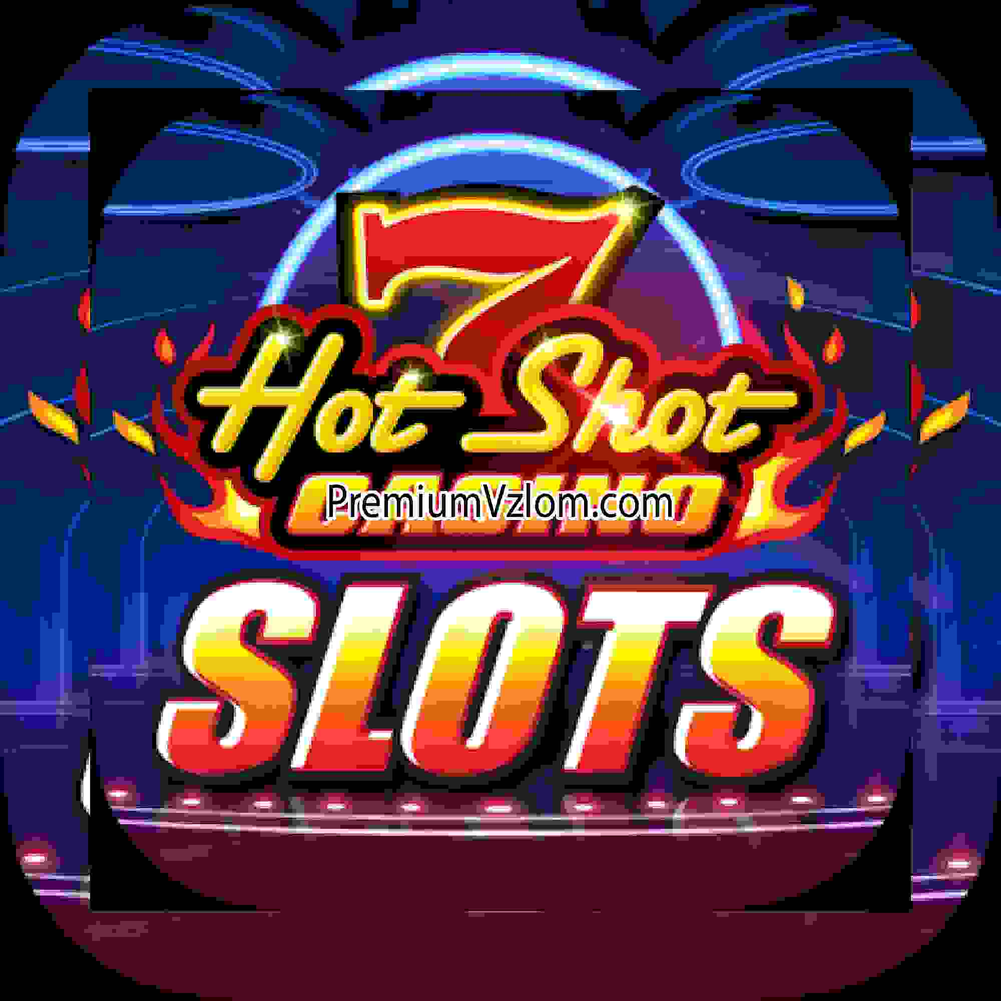 Взломать Hot Shot Casino Games и Читы на Монеты